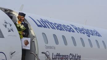 Megkaphatja a gigantikus segélycsomagot a Lufthansa