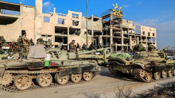 Oroszország felmondta a kórházakat és segélyszállítmányokat védő szíriai megállapodást