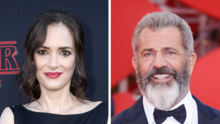 Winona Ryder Mel Gibson antiszemita és homofób viselkedéséről beszélt, aki ezért elesett egy szerepétől