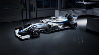 El sem indult a szezon, a Williams máris lecserélte kocsifestését