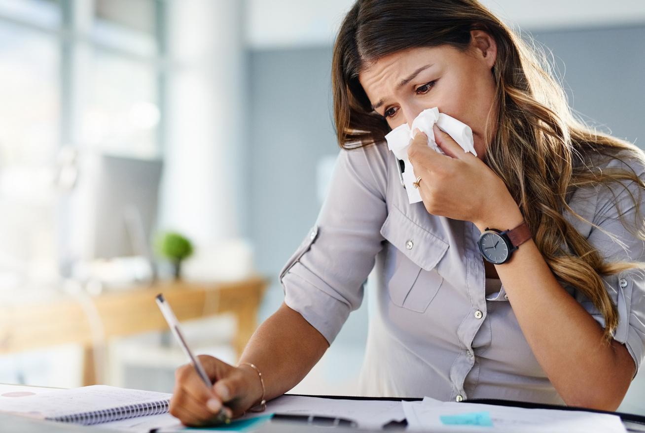 allergia fáradt nyitó