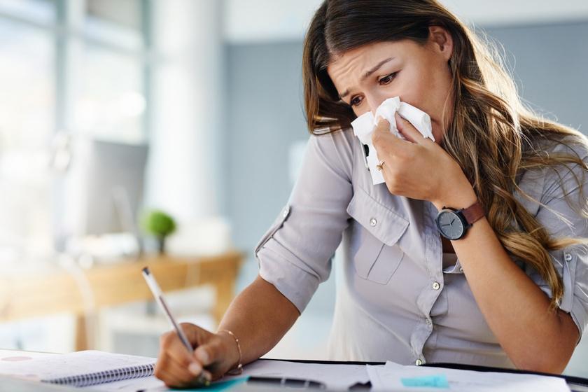 Az allergia nagyon csúnyán lemerítheti a szervezetet: 5 módszer, ami segít fáradtság ellen
