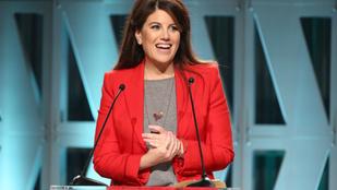 Monica Lewinsky is elkövetett egy melltarómentes zoom-bakit