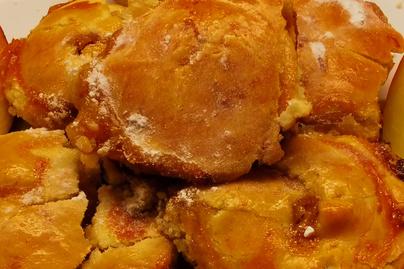 Villámgyors, szaftos barackpite – Muffinsütőben egyszerűen elkészíthető