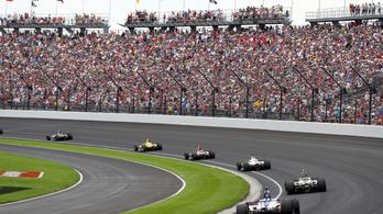 175 ezer nézőt várnak az Indy 500-ra