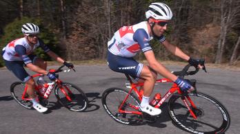 Tour de France-győztes bringás is indulhat a magyar körversenyen