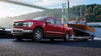 Újra cserélik a legfontosabb Ford modellt