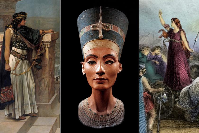 Az ókor 8 legnagyobb uralkodónője: volt, aki lányai megerőszakolása miatt indított hadjáratot