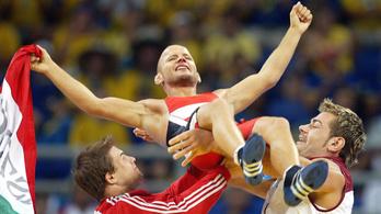 Majoros 13 kilós fogyasztás után tarolt le mindenkit az olimpián