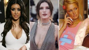 Ötféle mód, ahogy hírességek kapcsolatba kerülhetnek a pornóiparral
