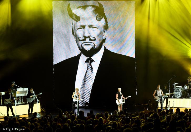 Az (akkor még) Dixie Chicks egy 2016-os koncertje