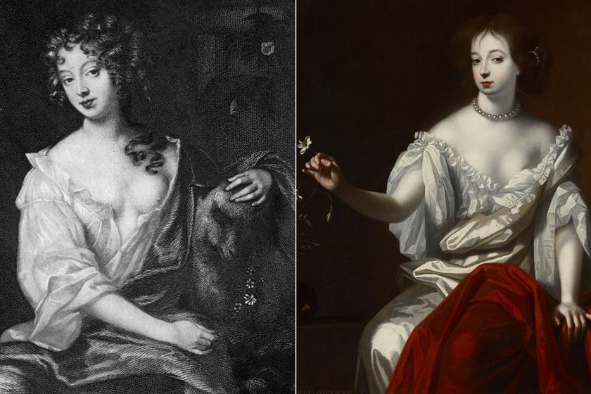 Gyermek prostituáltból lett a 17. századi London legismertebb színésznője: Nell Gwynnek a király sem tudott ellenállni