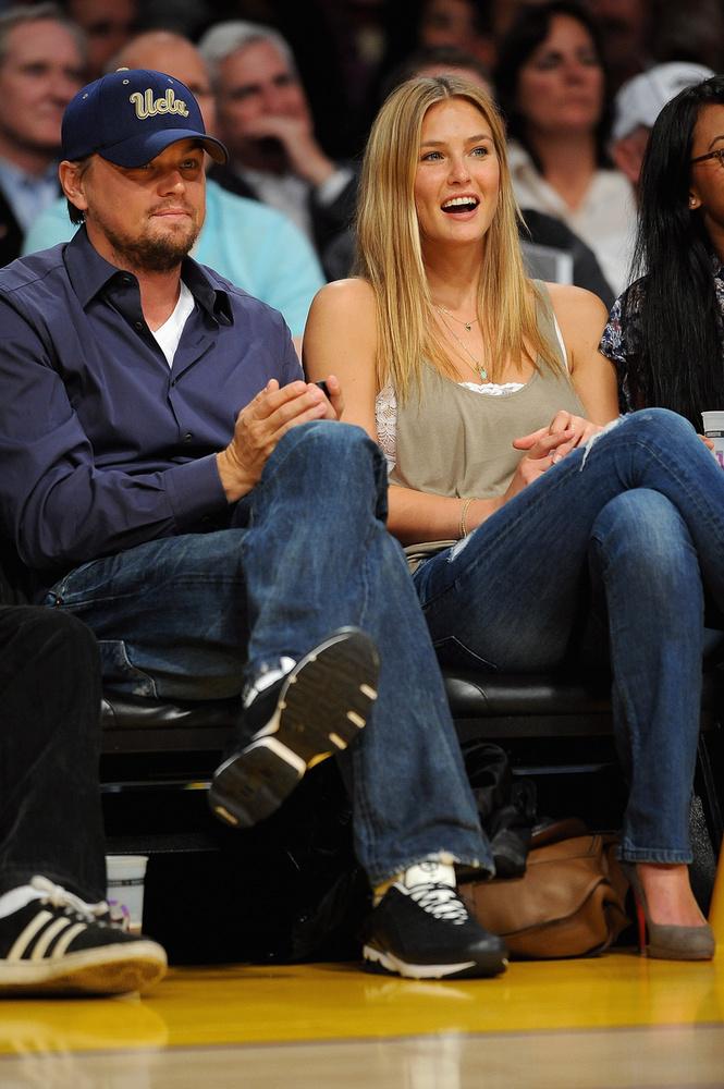 Ugyanabban az évben, amikor Bündchennel szakított, DiCaprio ismét szerelmes lett