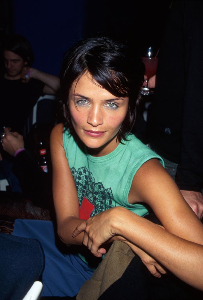 Helena Christensen egyfajta búfelejtés volt Leonardo DiCaprio életében azután, hogy Zanggal véget ért a kapcsolata