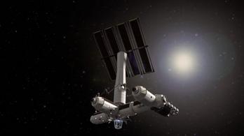 Indulhat a privát űrállomás építése