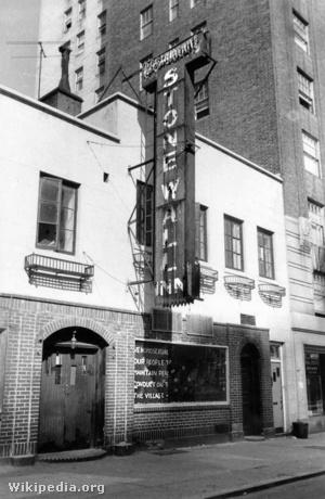 A Stonewall Inn 1969 szeptemberében