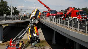 Be volt drogozva a varsói balesetet okozó buszsofőr