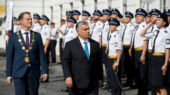 Orbán szerint a magyarok feketeöves válságkezelők