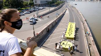 Greenpeace: Tartsák meg és fejlesszék a tisztább közlekedést segítő járványintézkedéseket