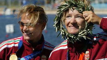 A két nagy rivális: Kovács és Janics együtt nyert aranyat