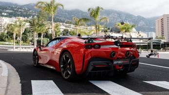 Ismét egy Ferrari lesz a legjobban gyorsuló sorozatgyártású autó?
