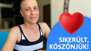 Egy nap alatt összedobták a facebookozók a rákos fotóriporter terápiájához hiányzó összeget