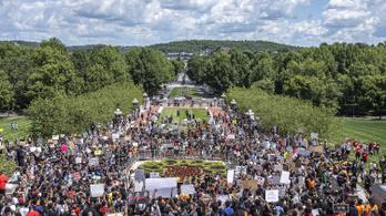 Amerikai tüntetések: Kentuckyban lövöldözés tört ki, meghalt egy ember
