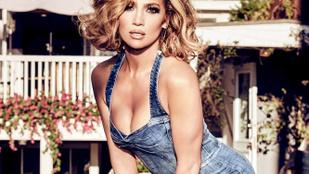 Tóth Andi falatnyi bikiniben párologtatott, míg Jennifer Lopez feszes fenekével motivált