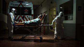 Megint álhírek miatt támadtak meg egy kórházat Mexikóban