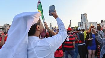 Összarab torna lesz a katari futball-vb tesztüzeme