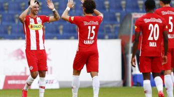 Szoboszlaiék megnyerték az osztrák futballbajnokságot
