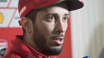 Motokrosszfutamon törte össze magát a MotoGP ezüstérmese