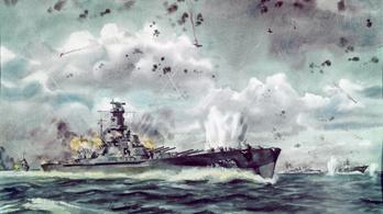 A 13 éves világháborús veterán