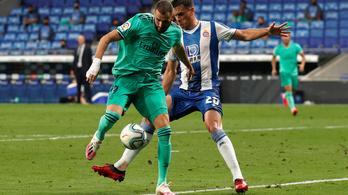 Benzema kötényes, sarkazós gólpasszáról áradoznak a futballisták