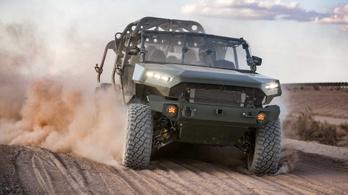 GM csapatszállítót rendszeresít az amerikai hadsereg
