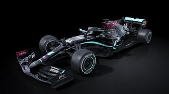 F1: feketére festik a Mercedest a rasszizmus elleni harc jegyében