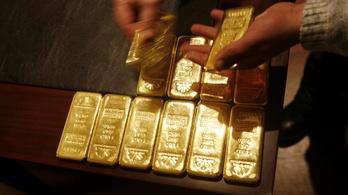 Tombol az aranyláz Magyarországon, nyolcszorosára nőtt a forgalom a BÁV-nál