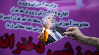 Irán elfogatóparancsot adott ki Trump ellen