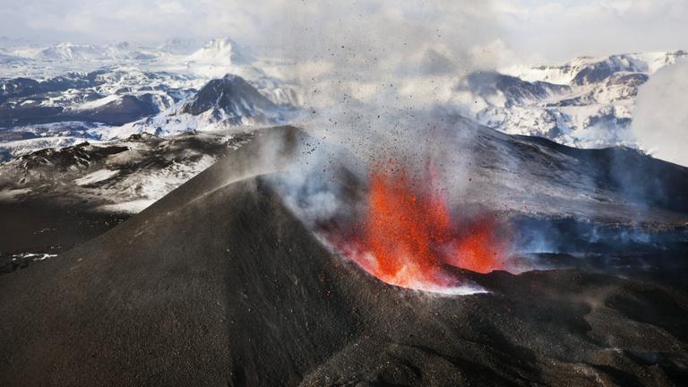 Kitört a vulkán, megváltozott a történelem menete