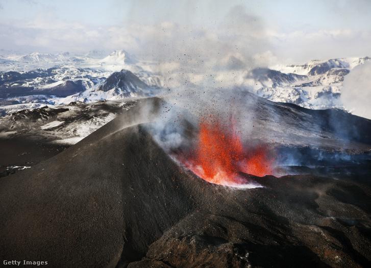 Az izlandi Eyjafjallajökull 2010. tavaszi kitörése