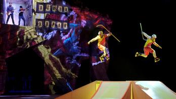 Csődvédelmet kért a Cirque du Soleil, 3500 embert bocsátottak el