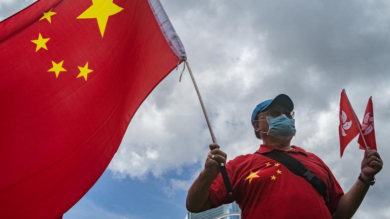 Kína elfogadta Hongkong függetlenségének csorbítását