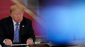 Gyűlöletkeltés miatt felfüggesztette Trump hivatalos csatornáját a Twitch