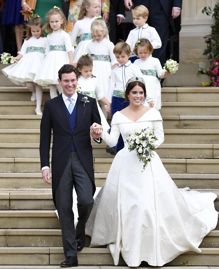 eugénia hercegnő esküvő