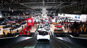 Mégis tarthatnak Genfi Autószalont jövő tavasszal?