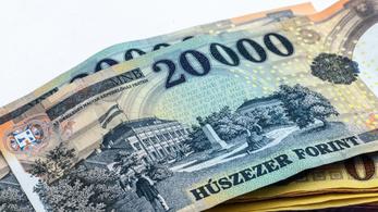 Az év első négy hónapjában 258 ezer forint volt a nettó átlagkereset