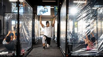 Norvég kutatók szerint nem jelentenek extra fertőzésveszélyt az edzőtermek
