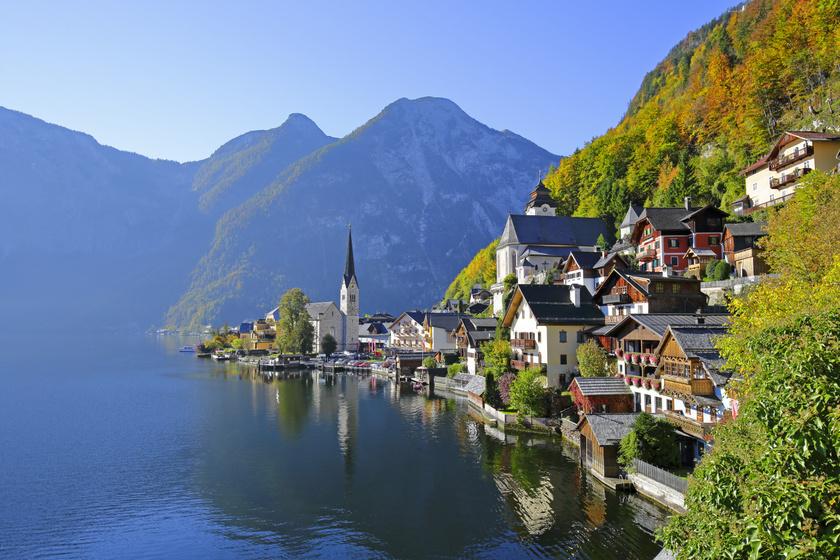 Teljesen megváltozott a közkedvelt osztrák falu: Hallstatt gyönyörűbb, mint valaha