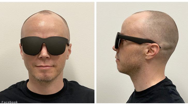 Így nézne ki a jövő VR-szemüvege