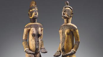 A Princeton professzora szerint lopott afrikai szobrokat árult a Christie's milliókért